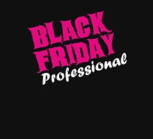 Black Friday Professional Womens Fitted T-Shirt