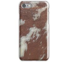 Fur Abstract iPhone Case/Skin