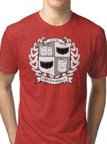 BEER PONG!! Tri-blend T-Shirt