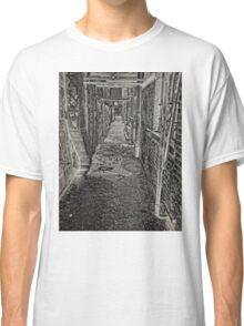 Graffiti Alley Classic T-Shirt