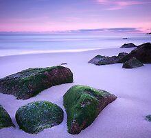 Logans Rock Private Beach by Sarin