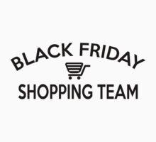 Black Friday Shopping Team by beloknet