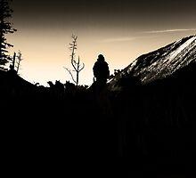 The Trail Leader by Ryan Davison Crisp