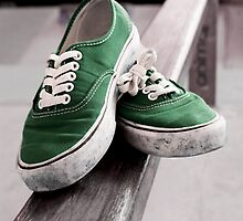Green Vans by Amy Fulford