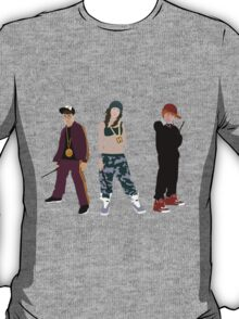 3 Magical Thugs (Harry Potter) T-Shirt