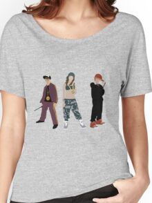 3 Magical Thugs (Harry Potter) Women's Relaxed Fit T-Shirt