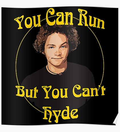 70s Show - You Can Run... Poster