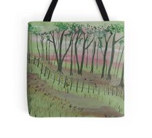 Enchanted patch Tote Bag