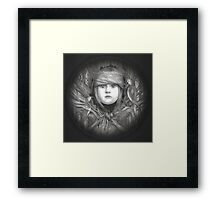 Womb Day Framed Print