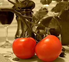 Tomato Tomato by Sharon-Leigh Ricker
