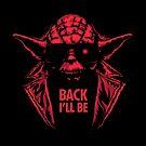 Back I'll Be ! by klaime