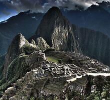 Machu Pichu by alexhinton