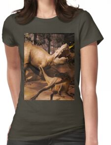 Special Albertosaurus Womens Fitted T-Shirt