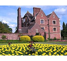 Wollescote Hall Photographic Print