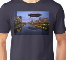UFO Melbourne Unisex T-Shirt