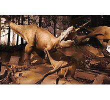 Special Albertosaurus Photographic Print