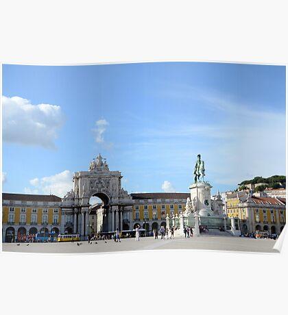 Lisbon Details Poster