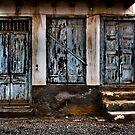 Triple Doors by Kofoed