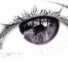 Lilac Eye by Kim Slater