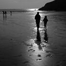 On The Beach by sbarnesphotos