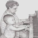 The Duet by Pam Humbargar