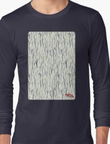 Winter Wood Long Sleeve T-Shirt
