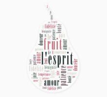 Le Fruit de l'Esprit by Pamela Maxwell