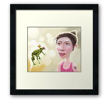 Dreams can come true Framed Print