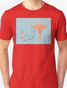 Mr Croissant Unisex T-Shirt