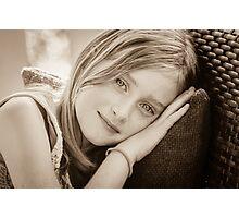 Beautiful Child Photographic Print