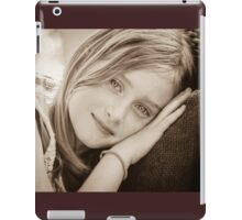 Beautiful Child iPad Case/Skin