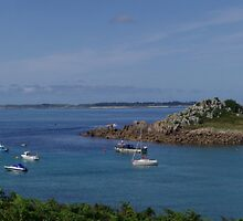 St Agnes Isles of Scilly by sbarnesphotos