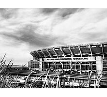 Cleveland Browns Stadium Photographic Print