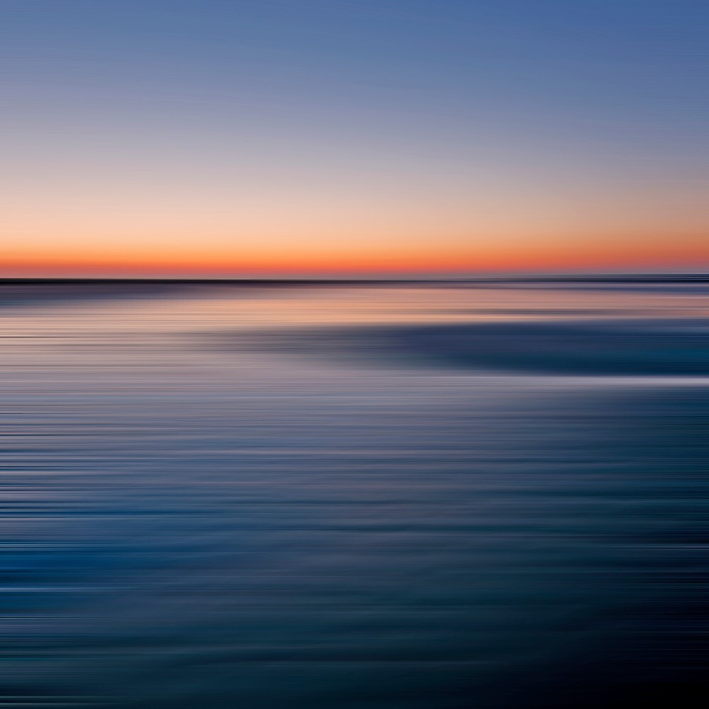 Motion sunset by Julian Marshall