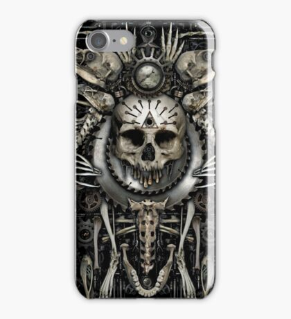 VOO-DOOM iPhone Case/Skin