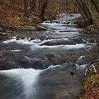 Fall Creek by JLBphoto