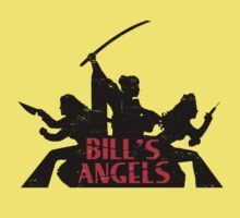 Bill's Angels - Kill Bill Shirt by IG-HateyHate