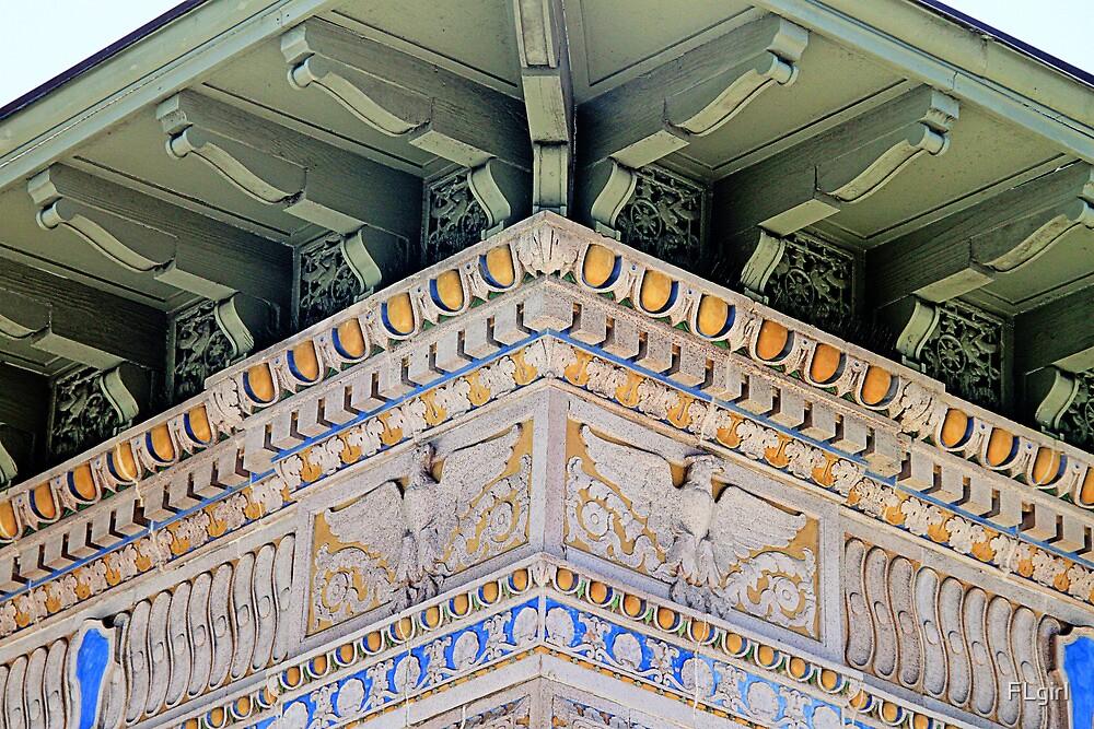 Facade, Open Air Post Office, Saint Petersburg, FL by FLgirl