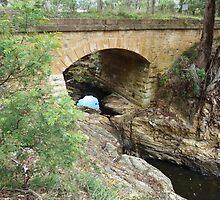 Convict Bridge near Goulburn NSW (1839) by DashTravels