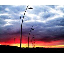 Lamp Shades Photographic Print