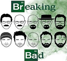Breaking Bad by BadWolf08