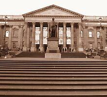 State Library, Victoria, Australia by Mark B Williams