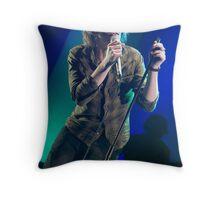 Paolo Nutini Throw Pillow