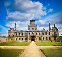 Kirby Hall - Northants by Shehan Fernando