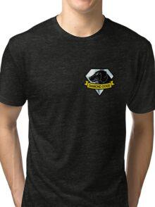 Diamond Dogs Badge Tri-blend T-Shirt