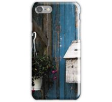 Wooden Mailbox iPhone Case/Skin