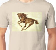 Running Wild Horse  T-Shirt