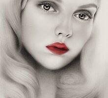 Mademoiselle by Stephanie Hymas