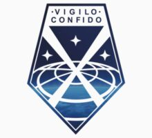 Badge Vigilo Confido XCOM by TheMouz