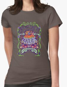 Sanderson Sisters Witches Brew Ale Womens Fitted T-Shirt